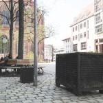 ehemaliges Nürnbgerer Theater - heute Sparkasse Nürnberg